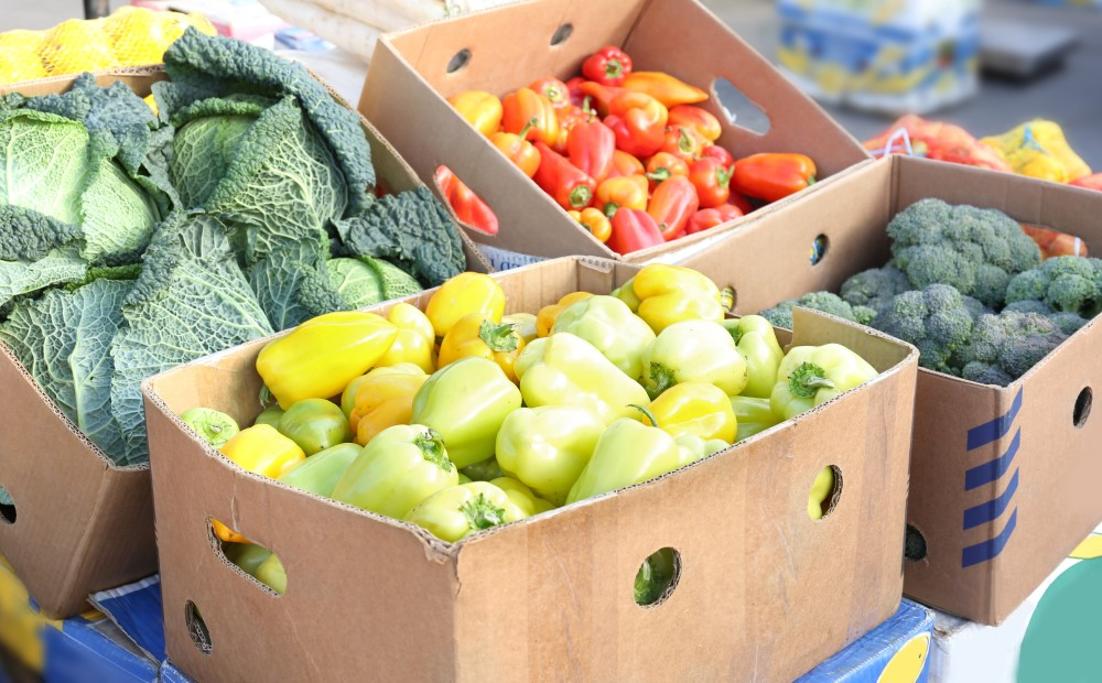 how 3PLs can harvest during peak season