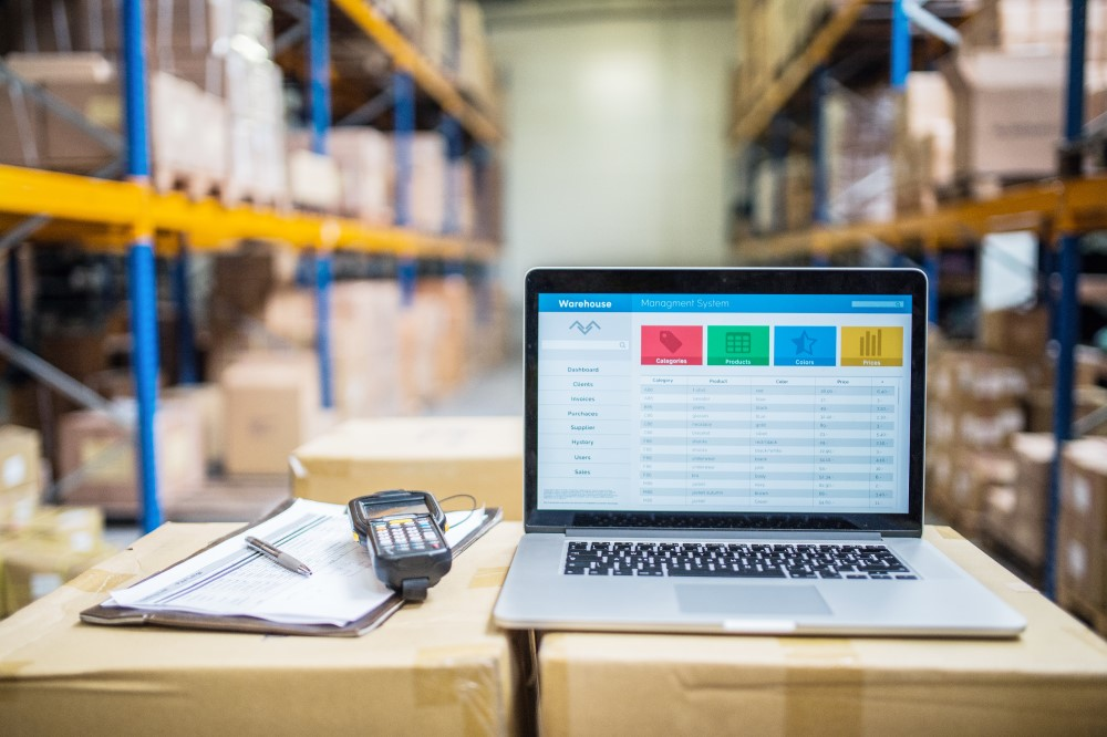 EDI to transfer data from retailer to WMS and warehouse systems